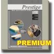 PRESTIGE. Картон переплетный PREMIUM 1.5мм / 23х23см / 20 листов