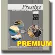 PRESTIGE. Картон переплетный PREMIUM 1.5мм / 33х33см / 20 листов