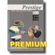 PRESTIGE. Картон переплетный PREMIUM 2,0 мм / 23х33см / 20 листов