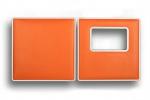 """Корка """"Rectangle""""/""""Прямоугольник"""", Orange (оранжевый)"""