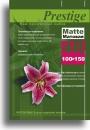 PRESTIGE Матовая фотобумага 190 гр. 4R 500 л.