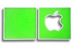 "Корка ""Apple""/""Яблоко"", Green (зеленый)"